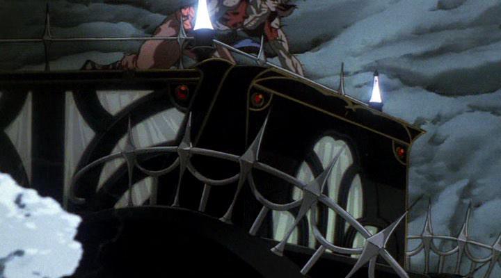 Охотник на вампиров Ди: Жажда крови - Vampire Hunter D: Bloodlust