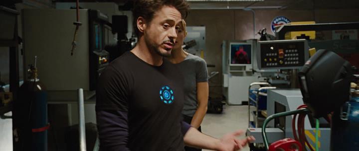 �������� ������� 2 - Iron Man 2