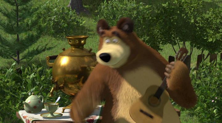 Маша и Медведь - Masha i Medved