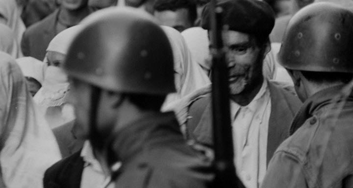 Битва за Алжир - La battaglia di Algeri