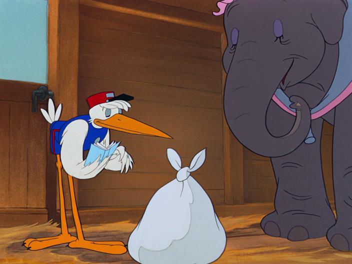 Дамбо - Dumbo