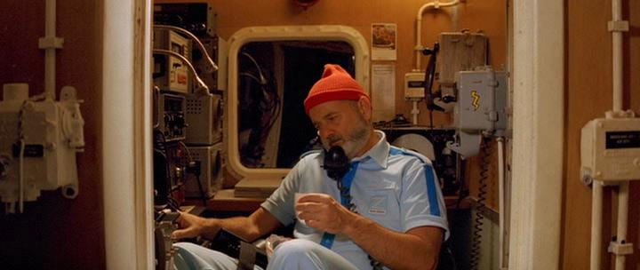Водная жизнь - The Life Aquatic with Steve Zissou