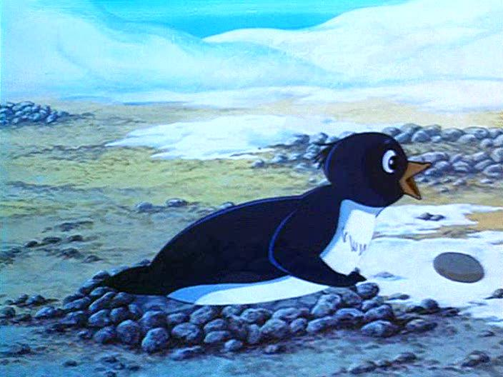 Приключения пингвиненка Лоло - Scamper the Penguin