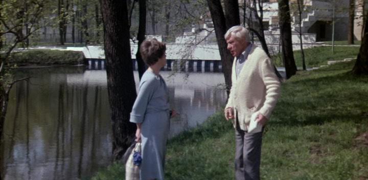 Старомодная комедия - Staromodnaya komediya