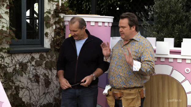 Американская семейка. Сезон 2 - Modern Family. Season II