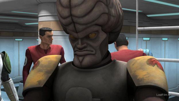 Звездные войны: Клонические войны. Сезон 3 - Star Wars: The Clone Wars. Season III