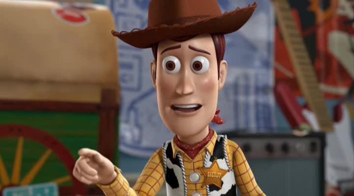 История игрушек: Большой побег - Toy Story 3