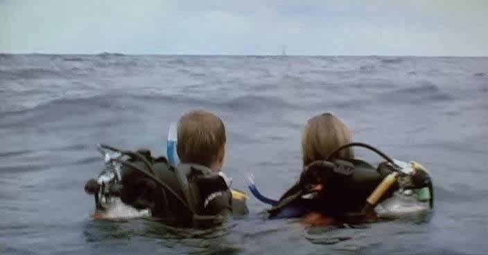 Открытое море - Open Water