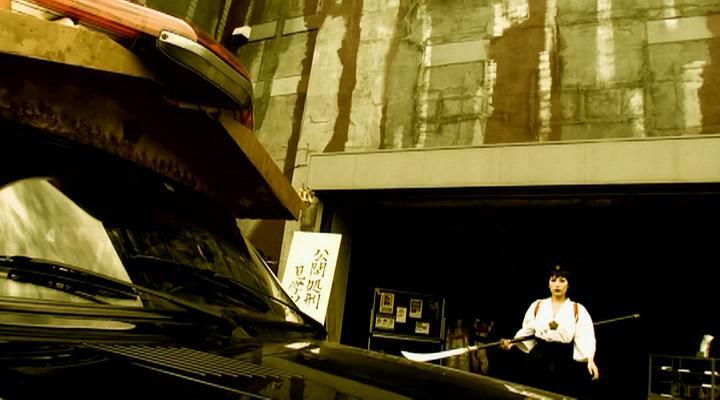 Токийская полиция крови - Tokyo zankoku keisatsu