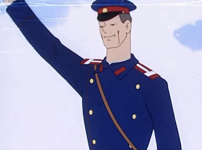 Дядя Степа - милиционер - Dyadya Stepa - militsioner