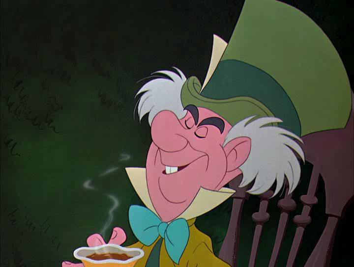 Алиса в стране чудес - Alice in Wonderland