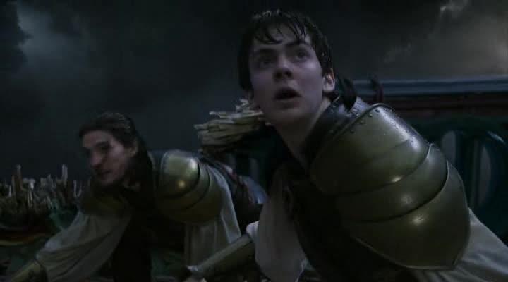 Хроники Нарнии: Покоритель Зари - The Chronicles of Narnia: The Voyage of the Dawn Treader