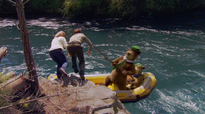 Медведь Йоги - Yogi Bear