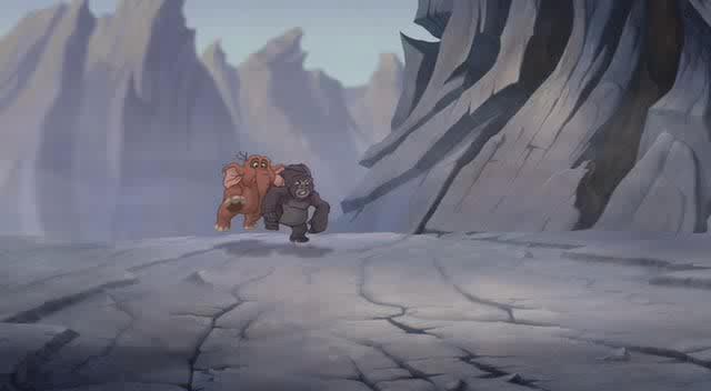 Тарзан 2 - Tarzan II