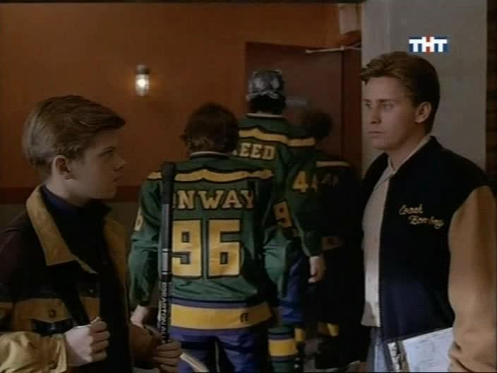 ������� ����� - The Mighty Ducks