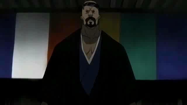 Пурпурный легион - Samurai champloo