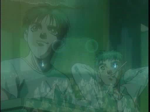 Уроцукидодзи 5: Возрождение сверхдемона - Chojin densetsu Urotsukidoji: Horo hen