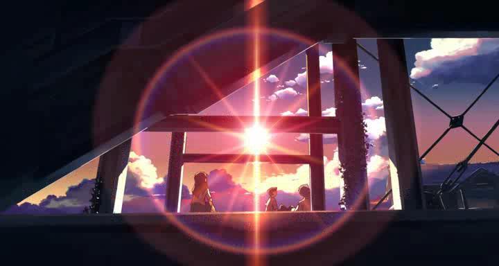 За облаками - Kumo no muko, yakusoku no basho
