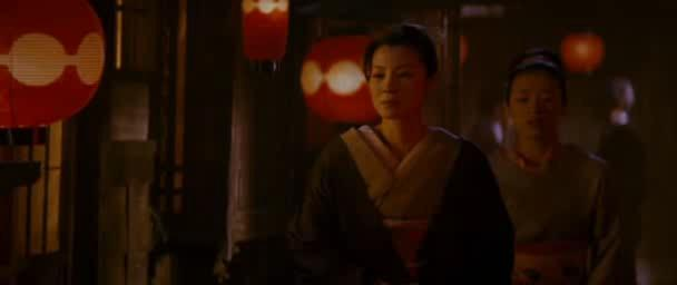 ������� ����� - Memoirs of a Geisha