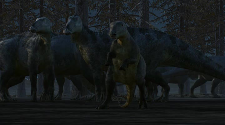 ����� ���������� - (March of the Dinosaurs)