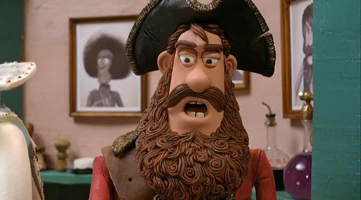 Кто хочет стать Пиратом? - (The Pirates! So You Want To Be A Pirate!)