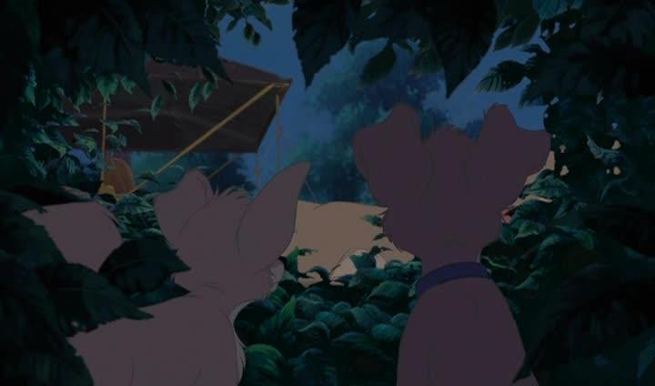 Леди и Бродяга 2: Приключения Шалуна - (Lady and the Tramp II: Scamp's Adventure)