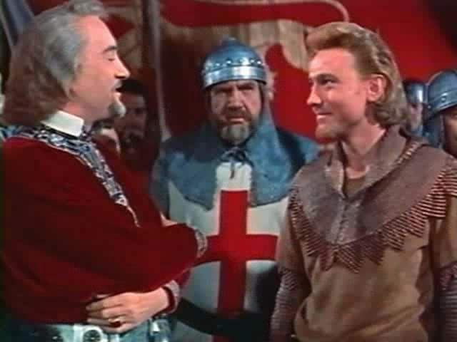 Ричард Львиное Сердце - King Richard and the Crusaders
