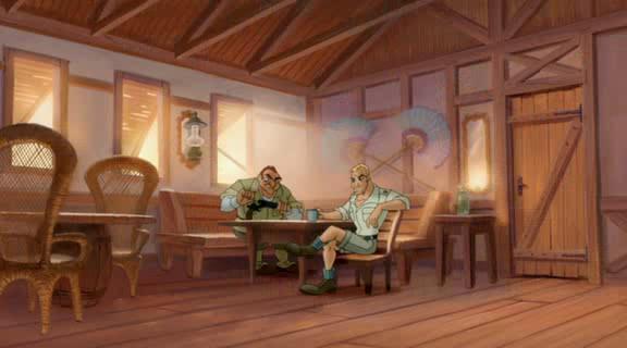 Тарзан и Джейн - Tarzan $ Jane