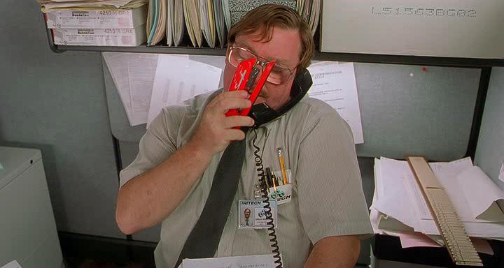 ������� ������������ - Office Space
