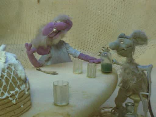 В стране Бобберов: Обед с господином Грызли - V strane Bobberov: Obed s gospodinom Gryzli