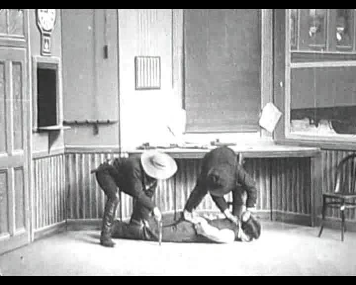 Большое ограбление поезда - (The Great Train Robbery)