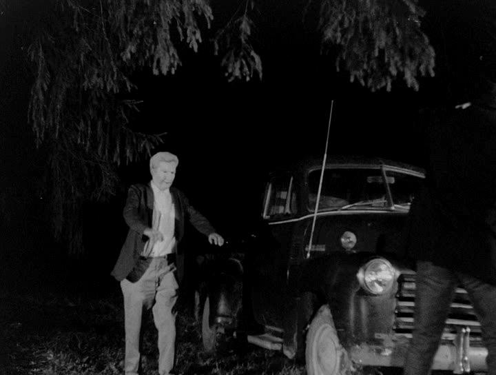 ���� ����� ��������� - Night of the Living Dead