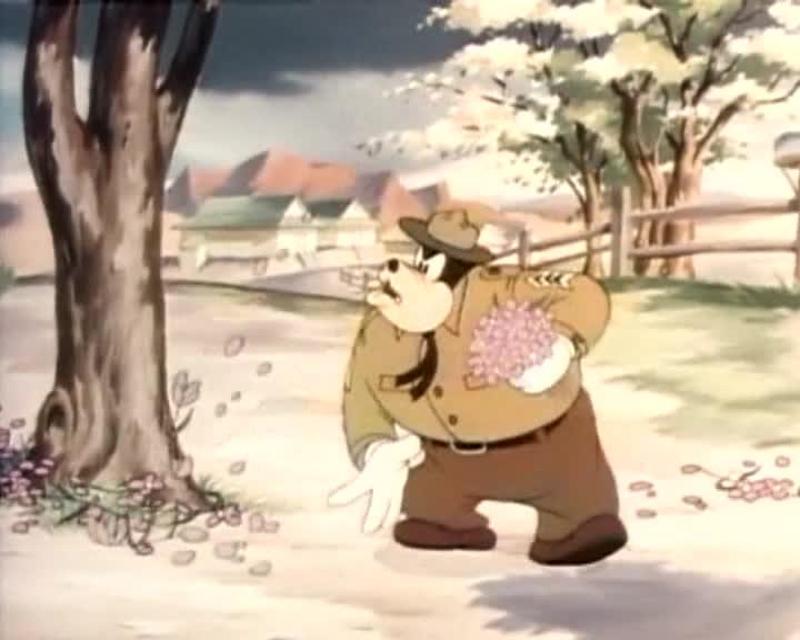 Дональд Дак идет в армию: Сборник мультфильмов - (Donald Duck)
