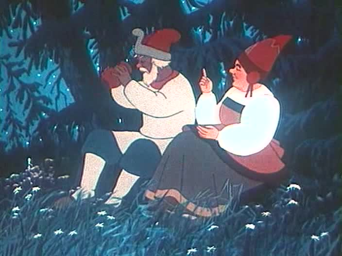 Снегурочка. Сборник мультфильмов