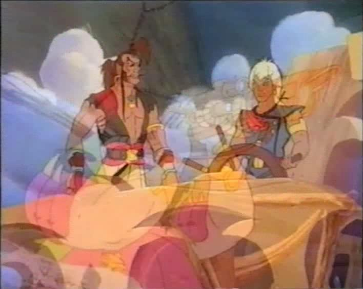 ������ ������ ����. ����� 2 - The Pirates of Dark Water. Season II