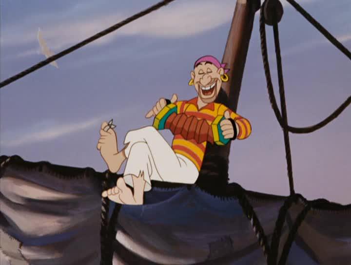 Питер Пэн - (Peter Pan)