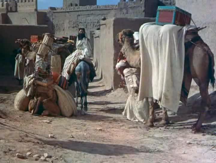 Али-Баба и сорок разбойников - (Ali Baba et les quarante voleurs)