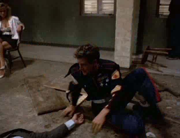 Американский ниндзя 2: Схватка - American Ninja 2: The Confrontation