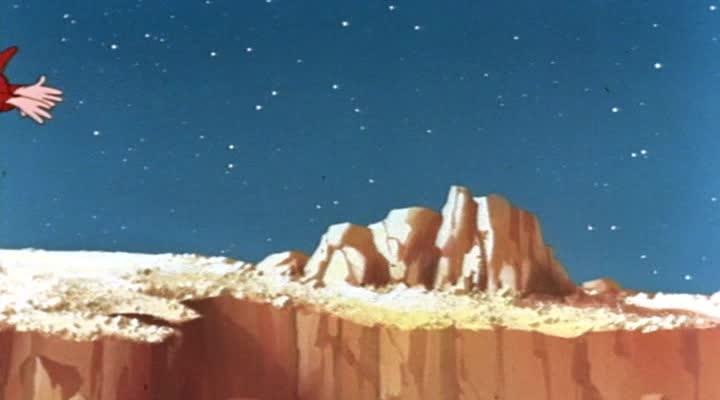 Пиноккио в открытом космосе - (Pinocchio in Outer Space)