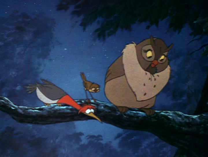 ��� � ��� - The Fox and the Hound
