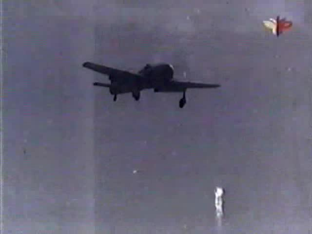 Самолет FW-190 - Samolet FW-19