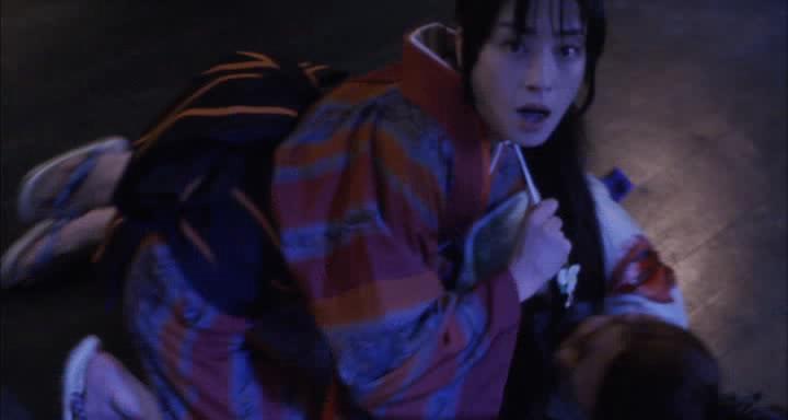Асура: Налитые кровью глаза - Ashura-jo no hitomi