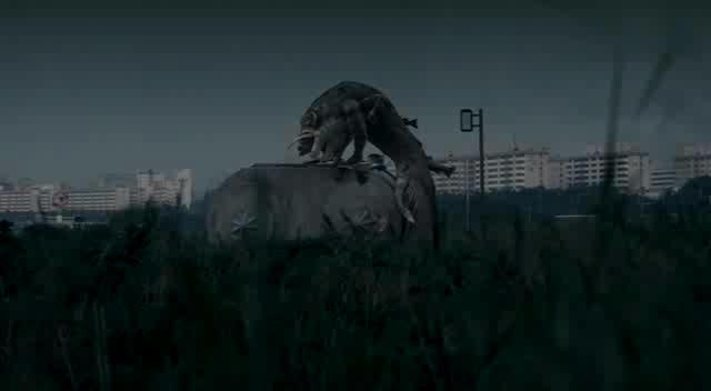 Вторжение динозавра - Gwoemul