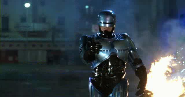 Робот-полицейский - RoboCop 2