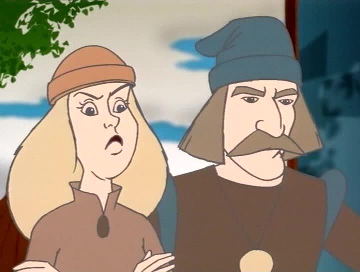Новые приключения Робин Гуда - (The New Adventures of Robin Hood)
