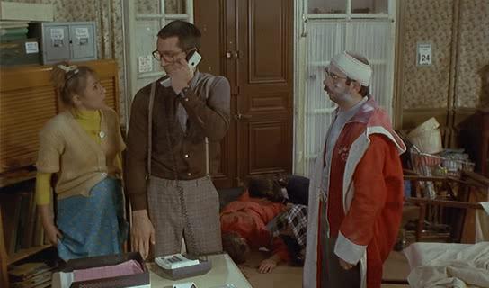 ��� ����� - ��������� - Pere Noel est une ordure, Le