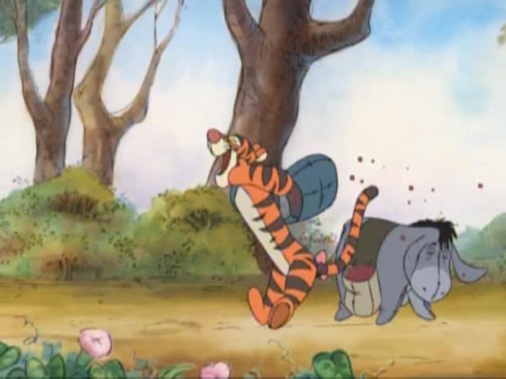 Винни Пух: Время делать подарки - (Winnie the Pooh: Seasons of Giving)