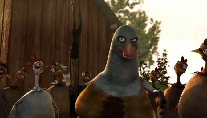 Гадкий утенок и - The Ugly Duckling and Me!