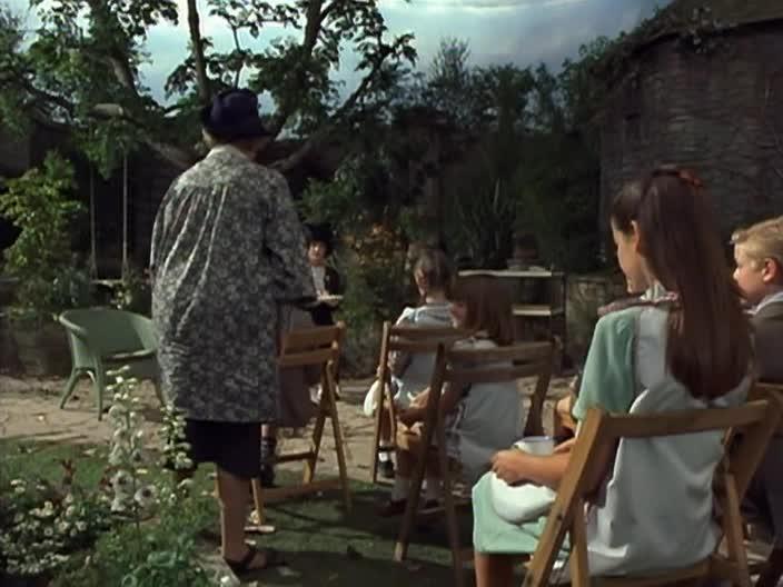 Возвращение в таинственный сад - Back to the Secret Garden