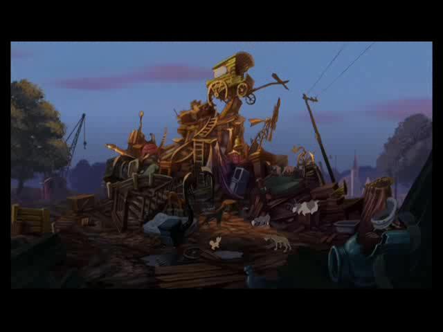 Леди и Бродяга 2: Приключения Скампа - Lady and the Tramp II: Scamps Adventure